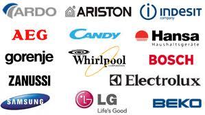 Логотипы стиральных машин