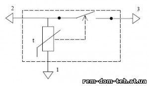 Схема блокиратора замка стиральной машины